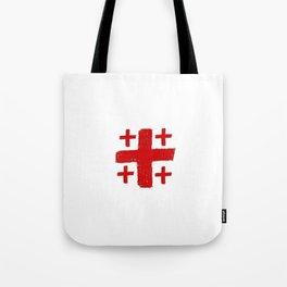 Jerusalem Cross 5 Tote Bag