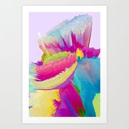 Leyla Art Print