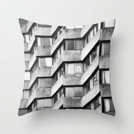 Illusion Throw Pillow