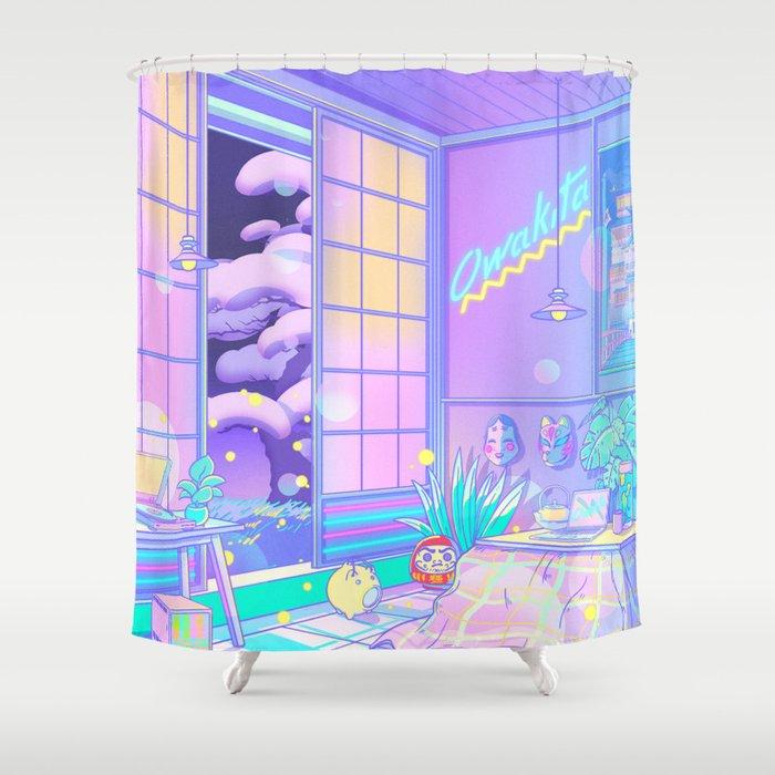 Dream Attack Shower Curtain