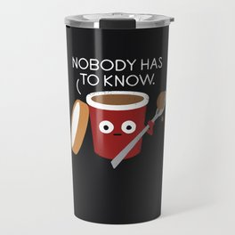 Cold Comfort Travel Mug