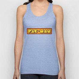 Classic Pac-Man Unisex Tank Top