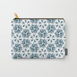 Woven Thistle Carry-All Pouch