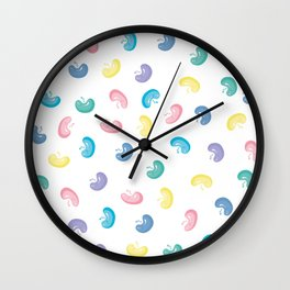Sweet Dreams Jelly Beans Wall Clock
