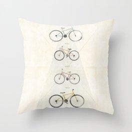 Velo Throw Pillow