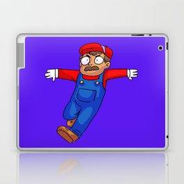Supermario jumpman!! Laptop & iPad Skin