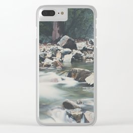 a magical place ...  Clear iPhone Case