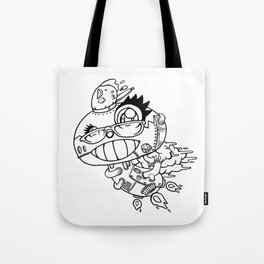 shiitake mushroom Tote Bag