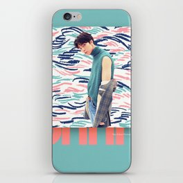 NCT 2018 - JOHNNY iPhone Skin