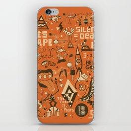 Funkadelic iPhone Skin