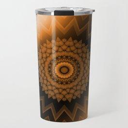 Sacral Orange   Chakra Travel Mug