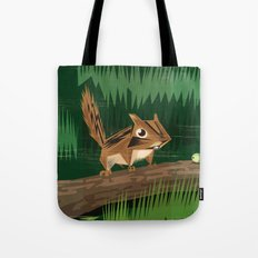Chip Chip Tote Bag