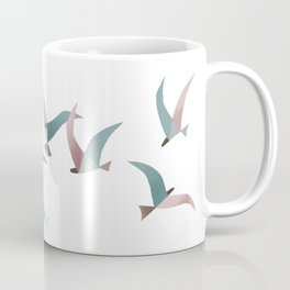 The Red Fish Coffee Mug