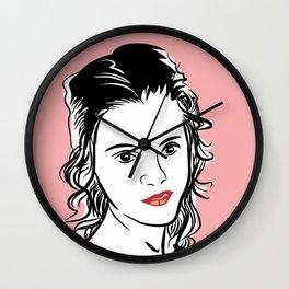 Beautiful Women 02 Wall Clock