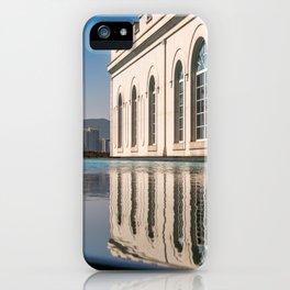 Macao Museum, Monte Fort, Macau iPhone Case