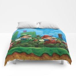 Super Mario Bros 2 Comforters