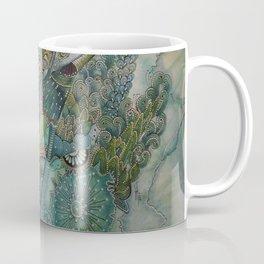 Ocean Botanical Coffee Mug