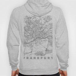 Frankfurt Map Line Hoody