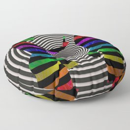 Dissension_Yianart Floor Pillow