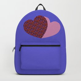 Windows to my heart and soul Backpack