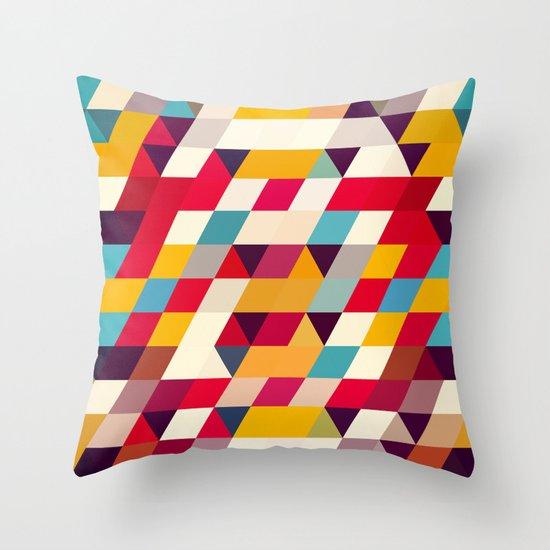 Kyoto Throw Pillow