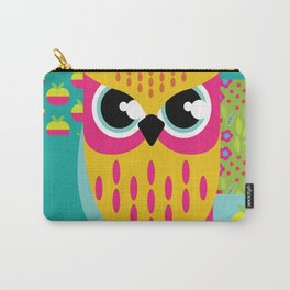 Bright owl Carry-All Pouch