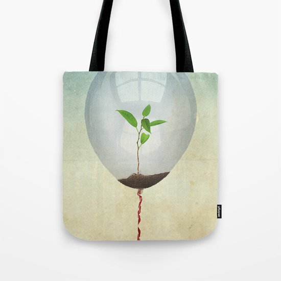 micro environment Tote Bag