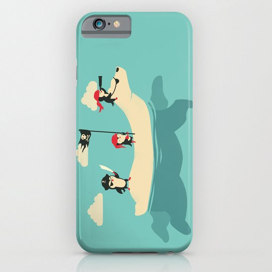 The Scourge of the Arctic iPhone & iPod Case