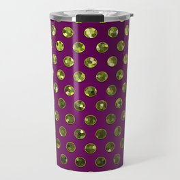 Polkadots Jewels G196 Travel Mug