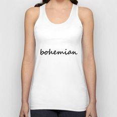 bohemian (1) Unisex Tank Top