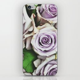 Be My Valentine- Lavender  iPhone Skin