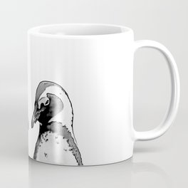 two baby penguin friends Coffee Mug