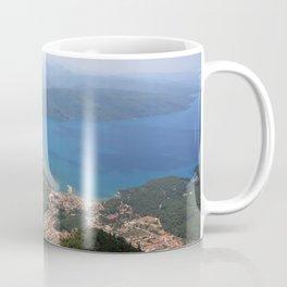 Akyaka and The Bay Of Gokova Photograph Coffee Mug