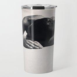 Max Dupain - Sunbaker, 1937 Travel Mug