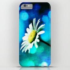 Azurite Malachite Daisy  iPhone 6 Plus Slim Case