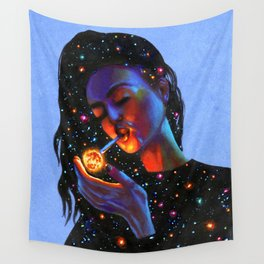 Ask the Universe Wall Tapestry