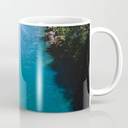 Bird Boxes and Blindfolds - The Smith River - 11/365 Coffee Mug
