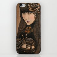 chocolate iPhone & iPod Skins featuring Chocolate by Sheena Pike ART