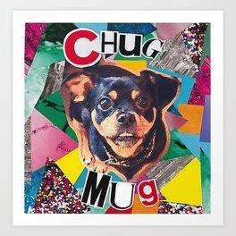 Chug Mug Art Print