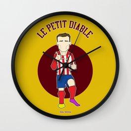 Le Petit Diable - Griezmann Wall Clock