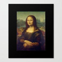 Leonardo da Vinci -Mona lisa - Canvas Print