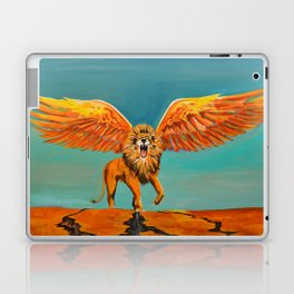 The Conquering Lion Laptop & iPad Skin