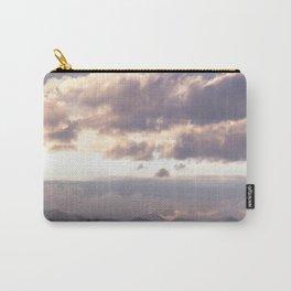 Rocky Mountain Lavendar Carry-All Pouch