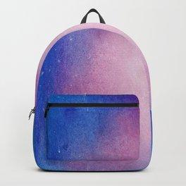 Dreamy Pastel Nebula Galaxy Backpack