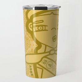 SUZY (duvet) Travel Mug