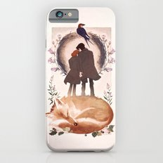 Fable of Mulder and Scully iPhone 6s Slim Case
