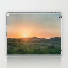 Barrier Island Sunrise Laptop & iPad Skin
