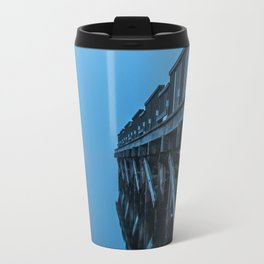Day Starts Go Travel Mug