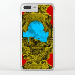 Wat Pha Luang Ta Bua Clear iPhone Case