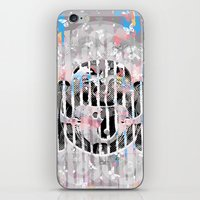 buddah iPhone & iPod Skins featuring Buddah - Butterfly by Kristina Snowflake